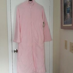Adonna size S pink robe